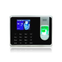 Desktop montados com relógio de Apontamento Li-Battery embutido (T8-A)