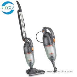 Aspirateur sans sac léger câblé Stick plancher dur cheveux Pet Aspirateur avec filtration HEPA Cyclone