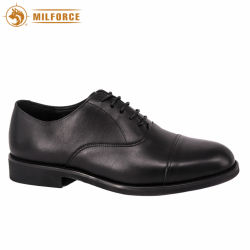 Bequeme echtes Leder-formale Schuh-Sohn-Oxford-Schuhe