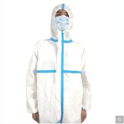 完全ボディ使い捨て可能な防護衣の無菌緊急の安全保護衣服
