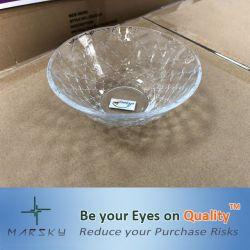 Tigela de vidro de Verificação de Qualidade de Controlo de Qualidade