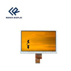 Rg070bst-13 per display Digital Photo Frame LCD 1024*600 da 40 pin e 7 pollici Display