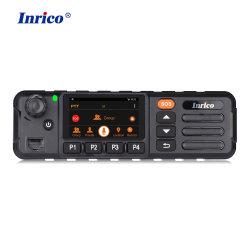 Radio del Mobile di Inrico TM-7 WCDMA/GSM