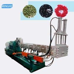 نفايات EVA ABS PP PE إعادة تدوير البلاستيك / خط إنتاج المستخرج