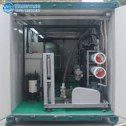 Wasserbehandlung-Chemikalien-containerisiertes Entsalzen-Gerät