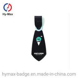 De façon personnalisée en usine cuir synthétique Deboss Logo cas détenteur de passeport+Sac de voyage nom Tag Airline Luggage Tag pour cadeaux Pesonalized