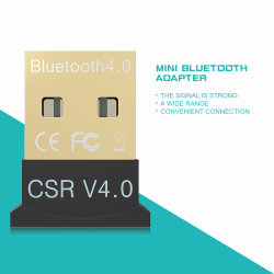 Mini USB Bluetooth V 4.0 Dubbele Sem Fio Adaptador van de Wijze Dongle Bluetooth CSR 4.0 2.0/3.0 paragraaf USB