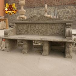黒い大理石のベンチを切り分ける中国様式の庭及びホテルの装飾