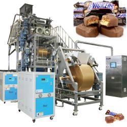 بار شوكولاتة الفول السوداني/سعة صغيرة /SGS Chocolate Snack Compound Candy Bar /قضيب صغير / شريط الطاقة / آلة الشمعة ذات السعة الكبيرة