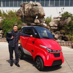 Automobile elettrica 2020 del veicolo del motorino di migliore di vendita dell'Europa omologazione del EEC L6e