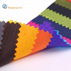 중국 시장의 신제품 도매 600d 방수 폴리에스테르 수하물 신발 소파 백팩 옥스포드 TPE 코팅 직물