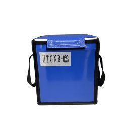 Draagbaar Mini Volume 1L COVID-19 Vaccin Cooler Box Bloedtransport Koelhuis XPS-isolatielaag voor drager