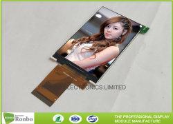 3.5 de Duim Vertoning van het Scherm van de Mening TFT LCD van de 320X480 Hoge Helderheid MCU/RGB Brede