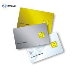 Fabbrica in bianco della carta di credito di visto del PVC di CI di identificazione di prossimità senza contatto RFID della scheda astuta