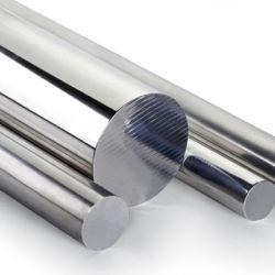 La meilleure qualité de SUS 201, 202, 304, 316 Barres rondes en acier inoxydable