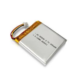 Cella di batteria di alta qualità 553640 3.7V 850mAh Lipo con il collegare del PWB (KC/UL/UN38.3) per il telefono del IP