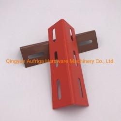 Acciaio uguale scanalato galvanizzato laminato a caldo strutturale di angolo di vendite dirette della fabbrica