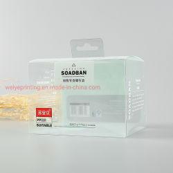Umweltfreundlicher transparenter Plastikbaby-Milch-Energien-Speicher-verpackenkasten