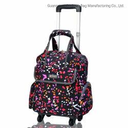 نمو سفر حامل متحرّك غزّال حقيبة حقيبة زهرة أحمر (1983-20)