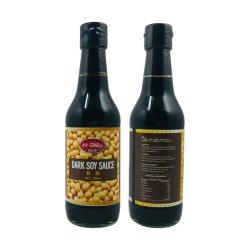 La BRC Condimentos asiáticos tradicionales sazonar la salsa de soja oscura Premium