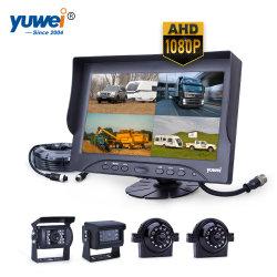 """sistema fuori strada della macchina fotografica di Rearview dell'automobile di sicurezza del veicolo con 9 """" lo schermo di immagine del quadrato di Ahd 1080P"""