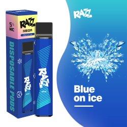 Vente chaude 800mAh 2200 inhalations 10 saveurs de la bouffée de cigarette électronique jetable Vape stylo Prix de gros de vaporisateur