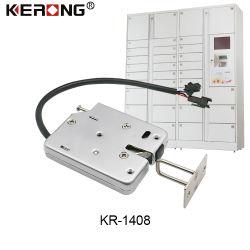 Serratura gestente del fornitore di KERONG del fermo del solenoide elettrico intelligente cinese di CC 12V per gli armadi della stazione di carico del telefono delle cellule