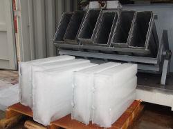 مصنع الجليد في الجليد كتلة الجليد آلة الجليد
