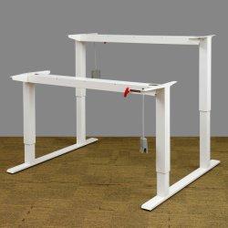 Tabella registrabile del calcolatore della stazione di lavoro dell'ufficio del blocco per grafici dello scrittorio di altezza manuale moderna della mobilia (MA017)