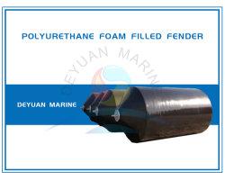 바다 거품에 의하여 채워지는 폴리우레탄 구조망 시스템
