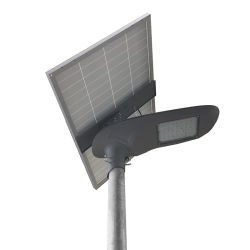 고품질 태양 잠수함 조명 100W 실외 장식 경로 잔디 램프 LED 볼라드 라이트