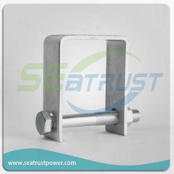 Accessori elettrici galvanizzati Hot-DIP dei collegamenti del ferro dell'anello di trazione del D-Ferro