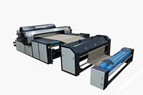 Вышивание точной локализации печатной машины