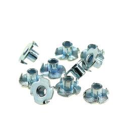 T-Noce dell'acciaio inossidabile DIN1624 M10