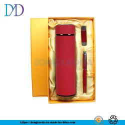 De vacuüm U van van de Bedrijfs fles Vastgestelde In dozen gedane Douane Logo/1 van de Schijf van de Gift Reeks