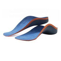 EVA de haute qualité Arch Support semelles orthopédiques pour les pieds plats