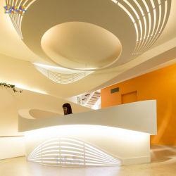 Design moderno salão de Clínica Médica do Hospital Branco SPA Recepção