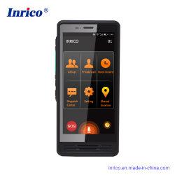 Inrico 2g 3G 4G 베스트셀러 소형 양용 라디오
