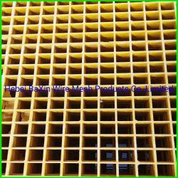 耐スリップ性能グラスファイバー強化プラスチックグリル