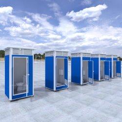 Los baños sauna móvil cabina de ducha Wc Portátil Cubierta de la cuchara Personal sillas