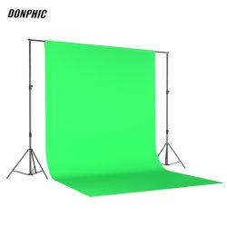 حامل شاشة عرض خلفية قابل للتعديل للتصوير الفوتوغرافي من دون فتش