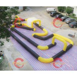 Hot Sale baby-foot humain gonflable jeu sur le terrain de football de table, terrain de football gonflable bon marché pour la vente