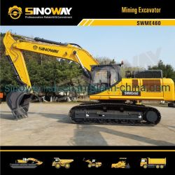46tonトラック掘削機の販売のための油圧クローラー掘削機