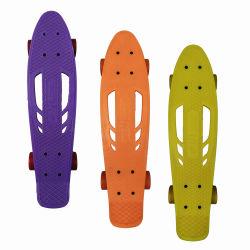 2021 Nouvelle conception de peu coûteux de 22 pouces de petit cruiser skateboard
