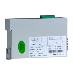 Isolamento fotoelétrico DC1500V sensor de tensão DC com saída de 4-20 mA
