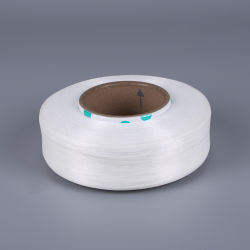 High Elastic White, 20d 70d 140d 280d, Bare Spandex Garen voor oorhaakje