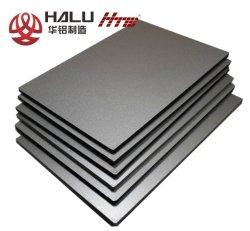 Zusammengesetztes Aluminiumpanel reine der Farben-3mm/4mm/5mm PVDF Aluminiumbienenwabe-zusammengesetztes des Panel-4X8 der Fuss-3mm
