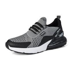 플라이니트 고품질 남성용 스포츠 스니커 캐주얼 신발 (WZ20-270-1)