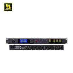 PA2 2in 6out 디지털 신호 효력 스피커 처리기