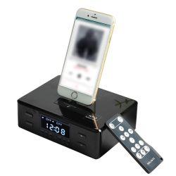 Hôtel Réveil Radio Station de charge NFC Haut-parleur Bluetooth plug-in pour iPhone